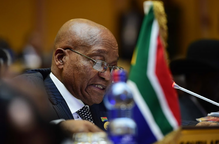 Former president Jacob Zuma. The DA and EFF have exposed a hole in executive regulation that is ripe for further exploitation by opportunistic politicians. Picture: KOPANO TLAPE/GCIS