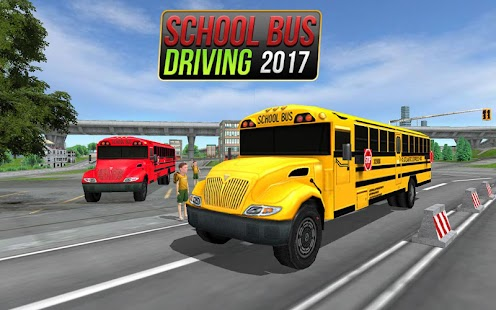 School Bus Driving 2017 Android Apps On Google Play