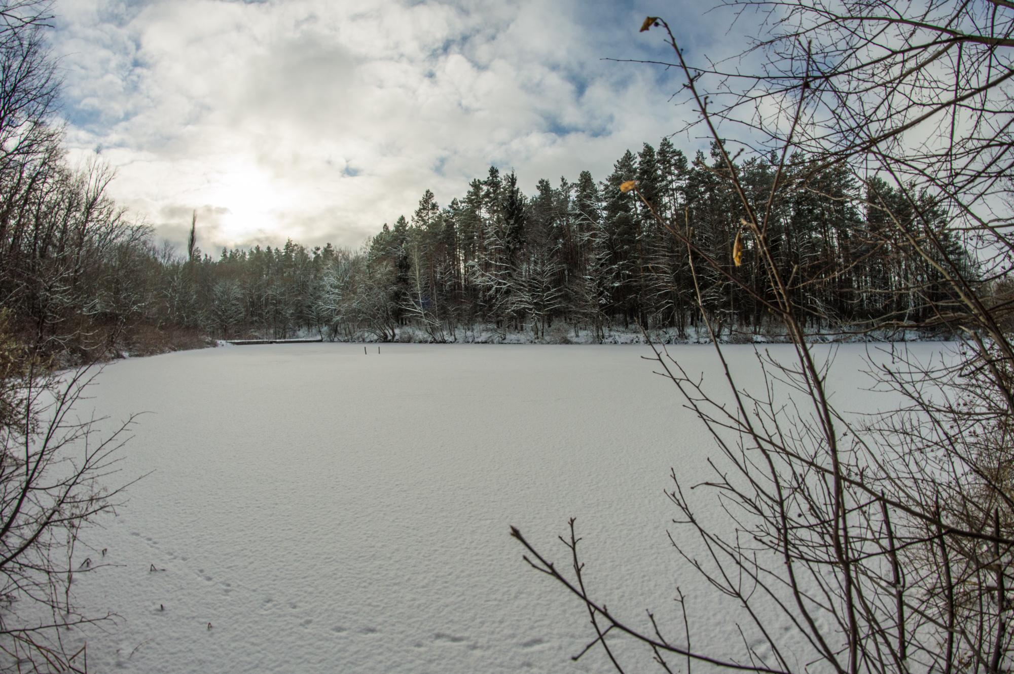 озеро Глібка