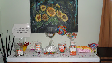 Photo: Personalized Candy Buffet Tables for your Party by http://www.BestPartyPlanner.net