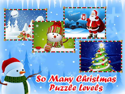 Christmas Games Jigsaw Puzzle: Xmas Santa 2017- screenshot thumbnail