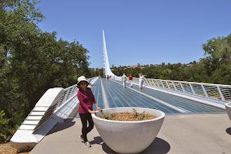 Photo: Sundial Bridge, Redding, CA