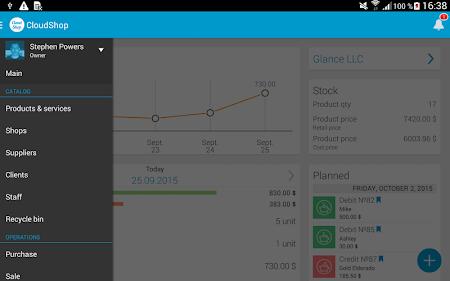 CloudShop 3.0.3 screenshot 2091009