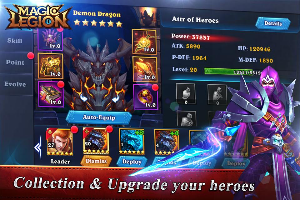 Magic Legion Geschenkcode