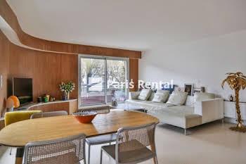 Appartement meublé 3 pièces 86 m2