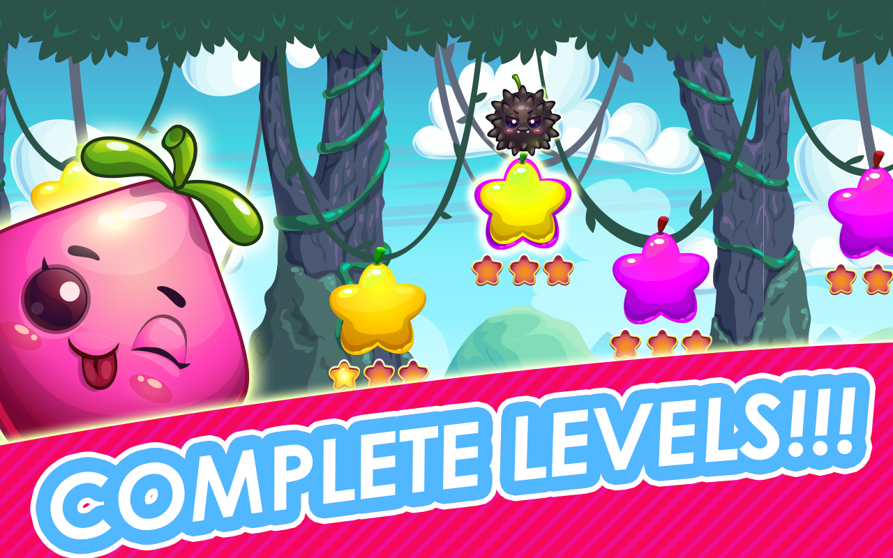 Fruit pop crush game - Fruit Pop Crush Screenshot