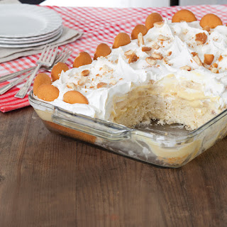 Banana Pudding Cake With Vanilla Wafers Recipes.
