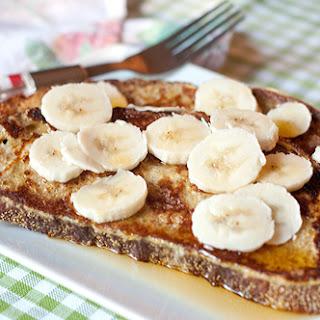 Banana-Maple French Toast