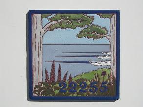 Photo: Ocean View -Address Tile Private Residence - Tarzana, CA