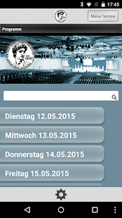 HNO Kongress- screenshot thumbnail