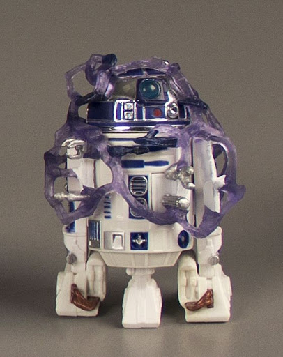 Action figure:Star Wars Legacy: R2-D2 - Shield Generator Assault
