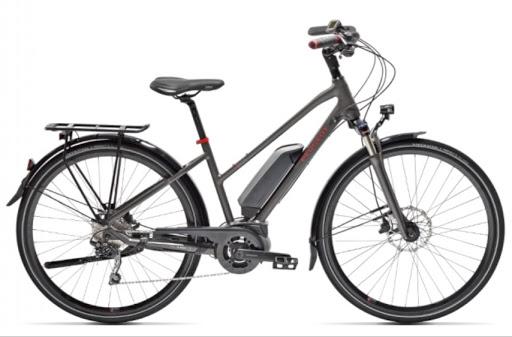 Vélo Peugeot eT01 Deore 10 Mixte