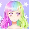 Pastel Anime Avatar Factory icon