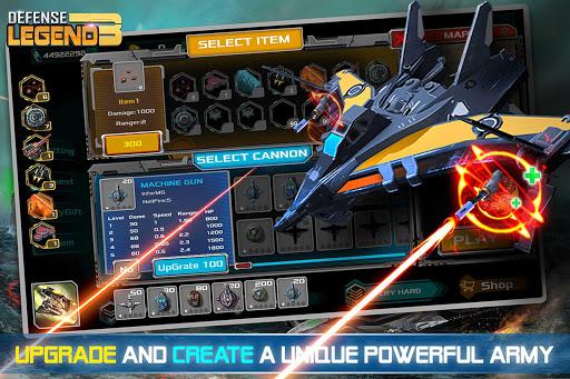 Defense Legend 3: Future War apkmr screenshots 13