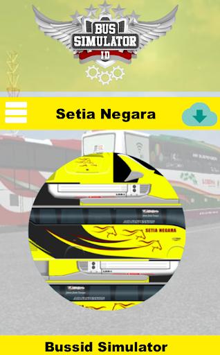 Livery Bus Setia Negara 4.0 screenshots 3