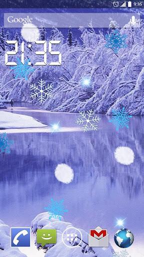 Winter Nature Beauty 4K Live