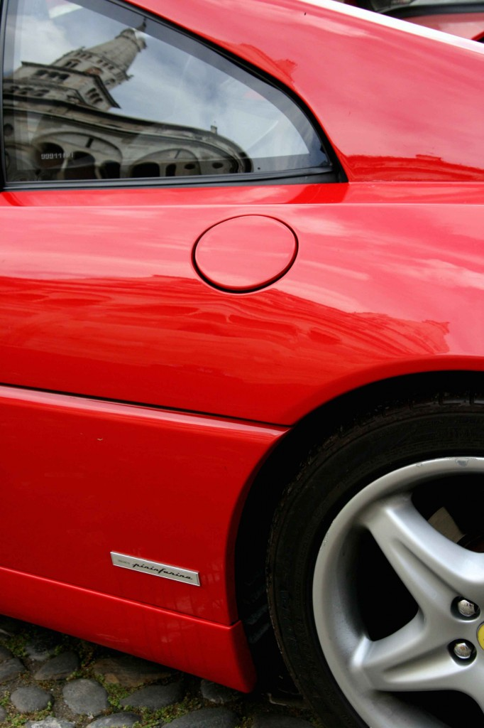 Rosso Ferrari di Francesca O.