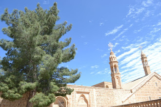 Photo: Mor Gabriel monastery in Midyat