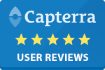 Kechie ERP Capterra Rating