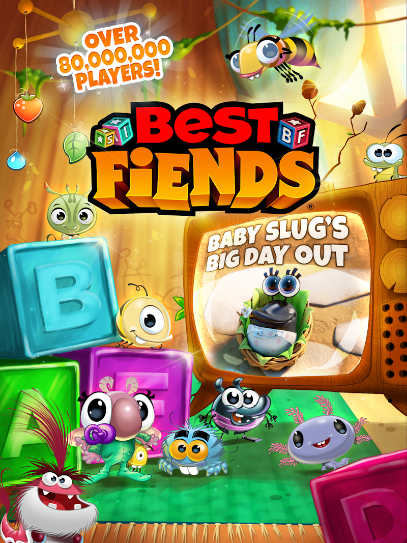 Best Fiends - Free Puzzle Game Screenshot 14
