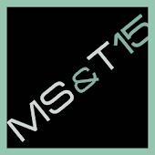 MS&T15
