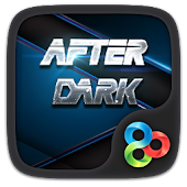 After Dark GO Launcher Theme