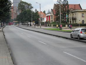 Photo: meget nær centrum i Bogota