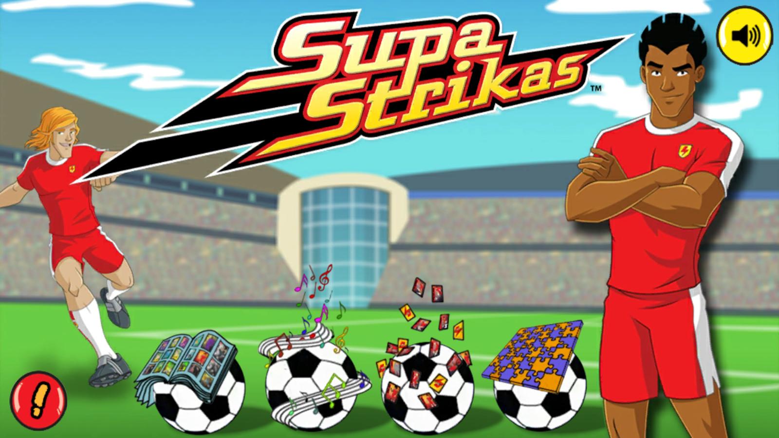 Image result for supa strikas