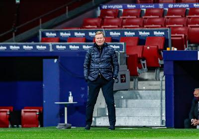 Le Barça doit-il recruter un défenseur central? Ronald Koeman répond