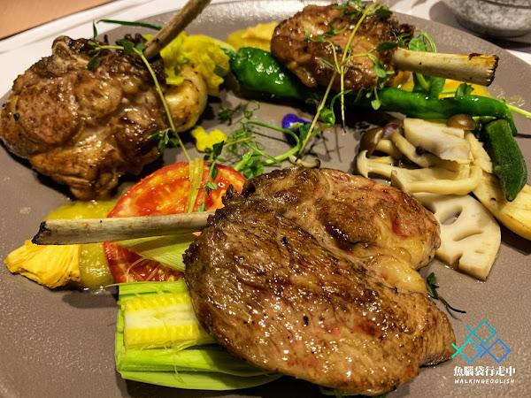 台式靈魂遇上法式浪漫的索鉄Sauté Restaurant