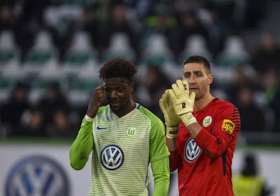 ? Landry Dimata, Divock Origi et Koen Casteels n'ont rien pu faire pour Wolfsbourg face au Borussia Mönchengladbach de Thorgan Hazard