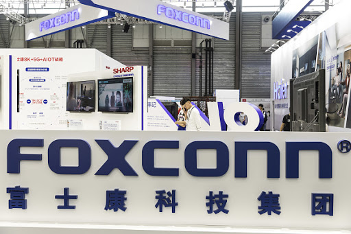 Apple adds Foxconn, chip suppliers to clean energy programme