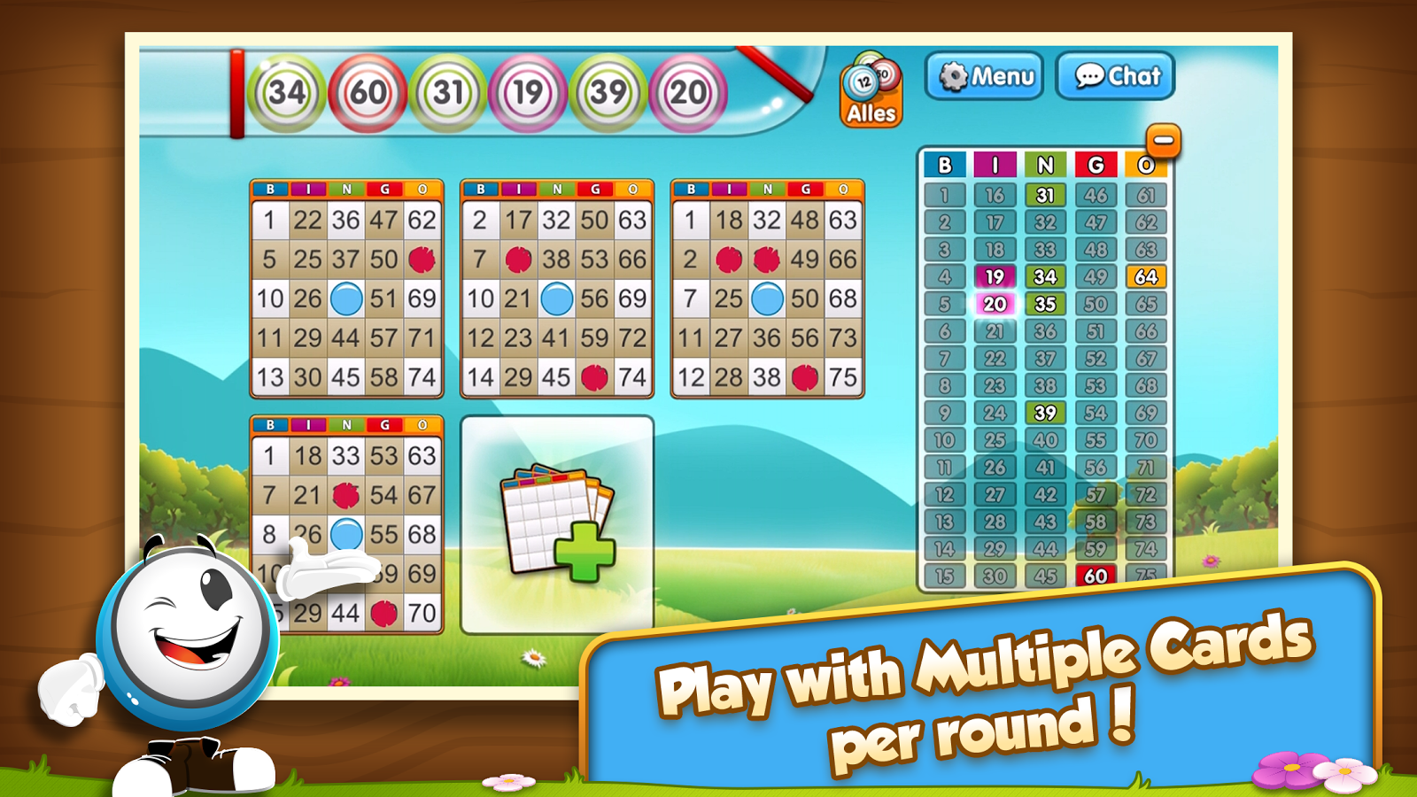 GamePoint Bingo - Android Apps on Google Play  GamePoint Bingo...