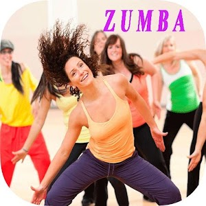 Zumba Dance For Fitness Exercise Video