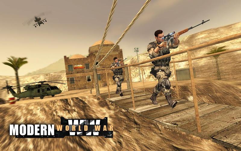 Call of Modern World War: FPS Shooting Game Screenshot 4