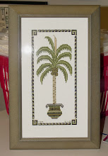 Photo: Coconut Palm by RK Portfolio designs. Finished February 2003 for my mother.