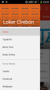 Loker Cirebon v.2 - náhled