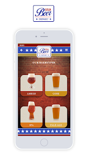 USA Beer - náhled