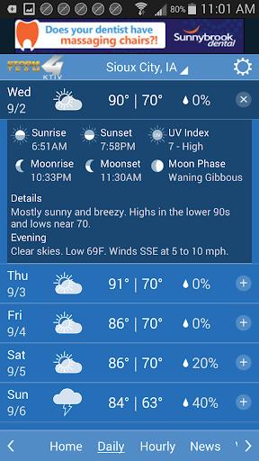 玩免費天氣APP|下載Storm Team 4 app不用錢|硬是要APP