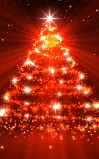 Christmas Live Wallpaper Free 7.1F screenshots 1