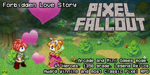 Pixel Fallout RPG