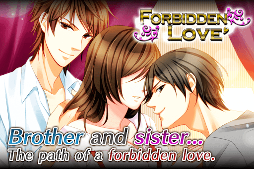 Otome games dating sim: Forbidden Love 1.4.1 screenshots 11