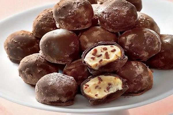 Trufa de Flocos de Chocolate