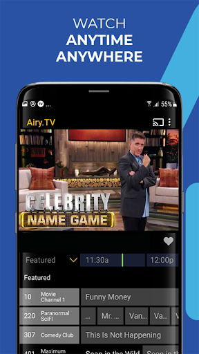 Airy - Stream Free TV Shows & Movies, and More! 2.4.0gcR screenshots 7