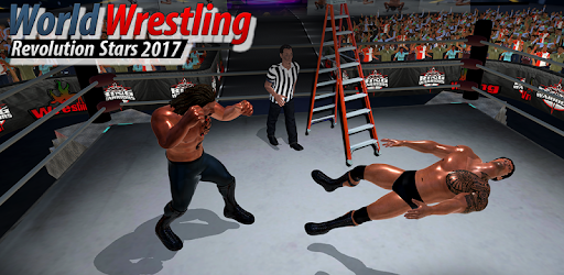World Wrestling Revolution Stars: 2017 Real Fights - Apps on