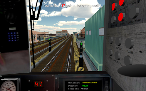 Subway Simulator New York- screenshot thumbnail