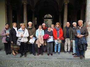 Photo: 13/03/2015 - Un gruppo di cittadini in visita a Palazzo Lascaris.