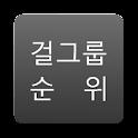 걸그룹 순위 icon