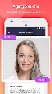 Horoscope X - Aging, Past Life, Face Scanner Screenshot