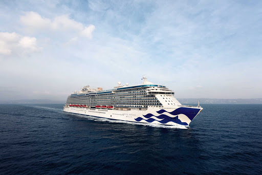Majestic Princess, which debuted in spring 2017, cruises to Australia, New Zealand and the South Pacific.